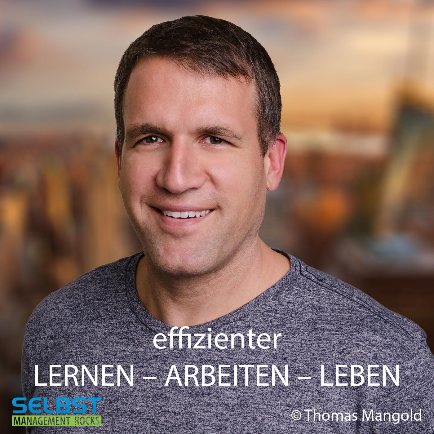 Effizienter-Lernen-Arbeiten-Leben - Podcast Werbung